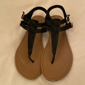 Forever 21 Buckle Sandals